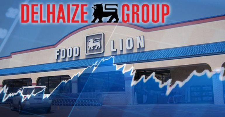 Delhaize to continue Food Lion investments following strong Q4