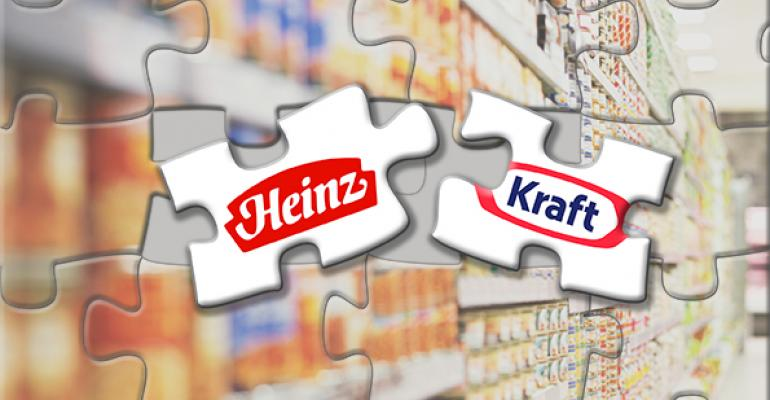 Retailers could feel Kraft-Heinz merger 'pinch'
