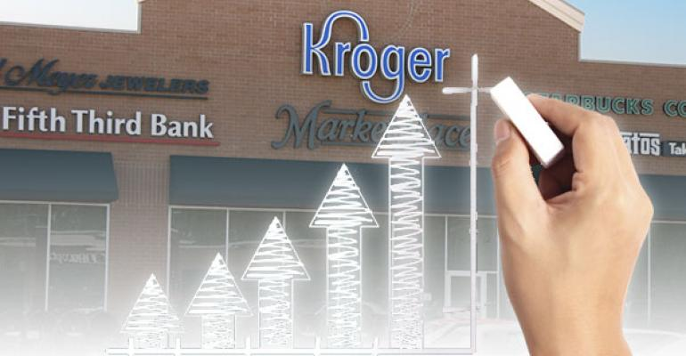 Kroger Q4, outlook beat expectations
