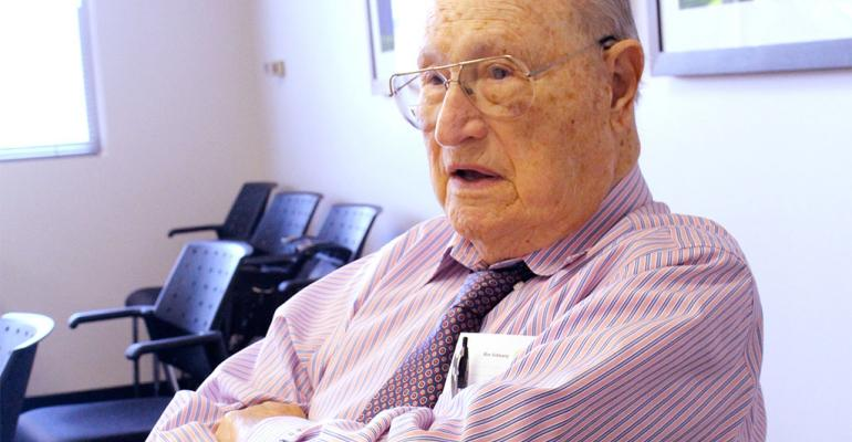 At 97, Schwartz still advises Unified members