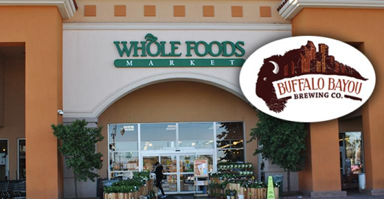 Whole Foods collaborates with microbrewery
