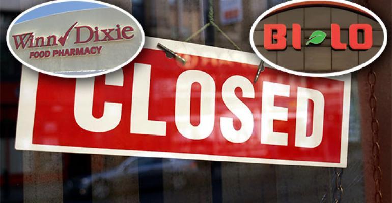 Bi-Lo Holdings closing 6 stores