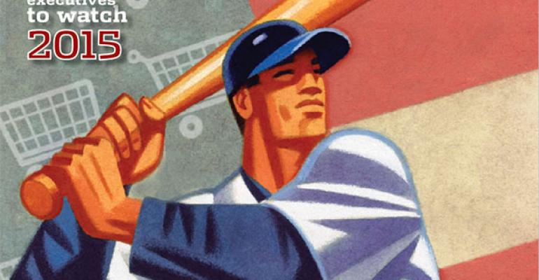 Now at Bat: Five Executives to Watch