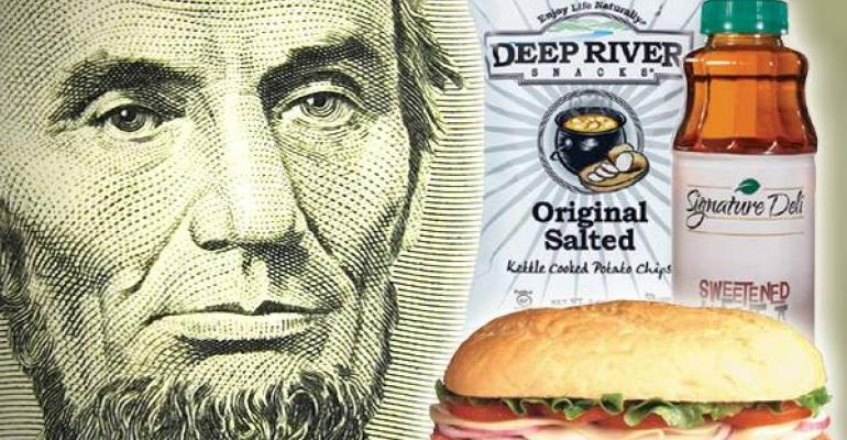 Winn-Dixie includes beverages with deli deals