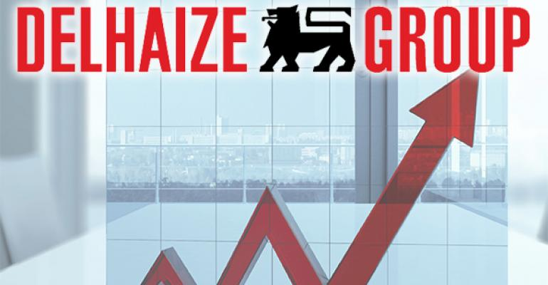 Delhaize grows sales in Q1 as inflation slows