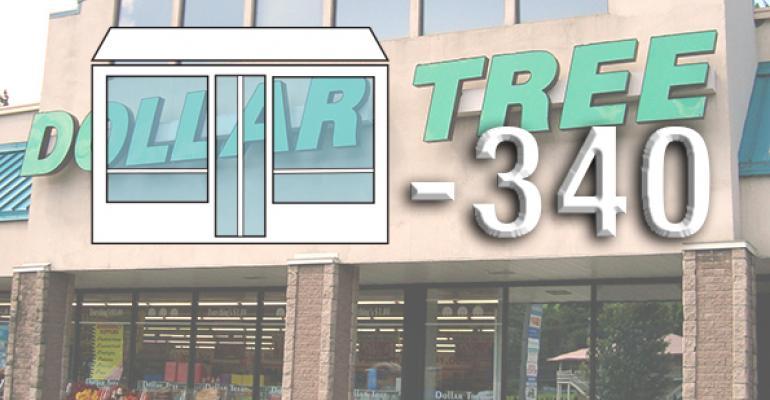 Dollar Tree finalizing 340 store divestitures