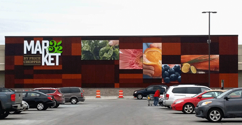 Price Chopper reveals Market 32 facade