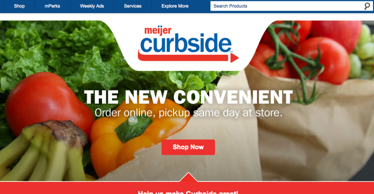 Meijer launches click-and-collect offer
