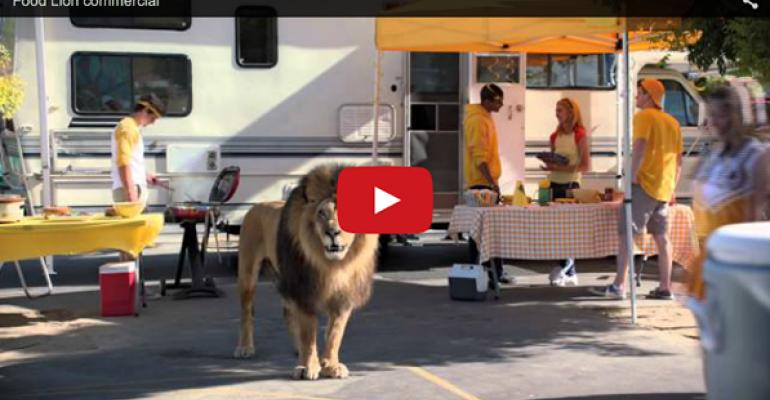 PETA roaring mad at Food Lion ads