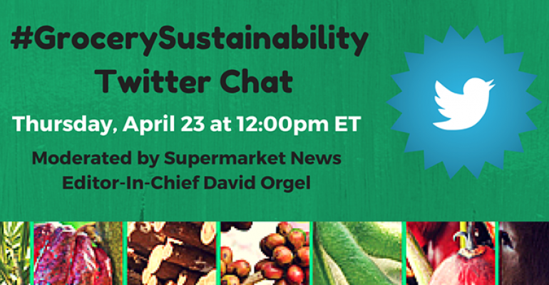 SN, FMI set Sustainability Twitter Chat