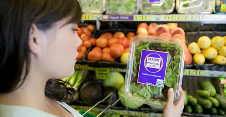 'Pure food' trend a boon to supermarkets, analyst says