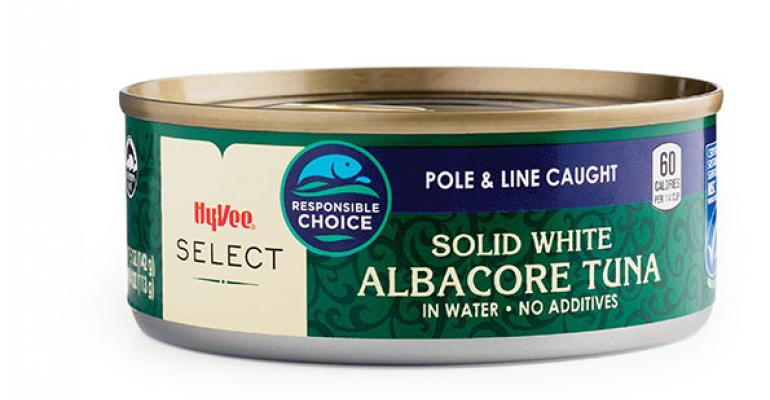 Retailers expand sustainability policies to canned tuna
