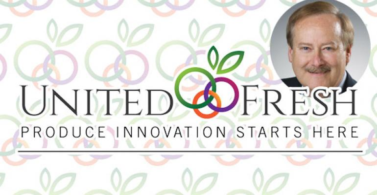 United Fresh show brings new partners, technology