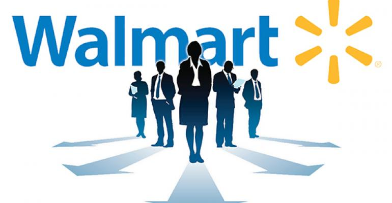 Walmart names new division leaders in operations restructuring