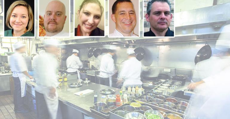 Supermarket chef finalists to face off in Chicago