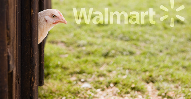 Walmart announces sweeping update to animal welfare policy