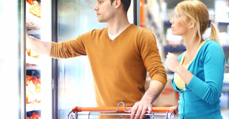 Closed Cases Boost Merchandising Opportunities