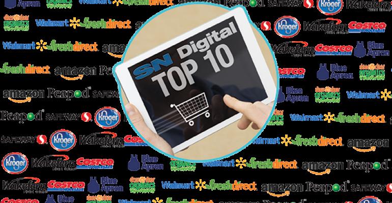 Amazon leads SN's inaugural Digital Top 10