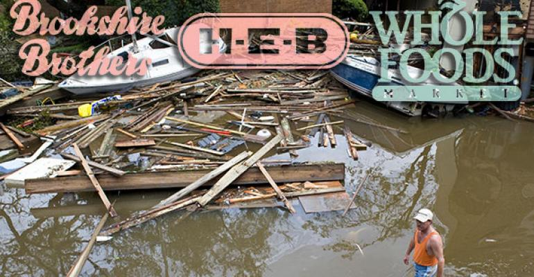 Retailers provide assistance to Texas flood victims