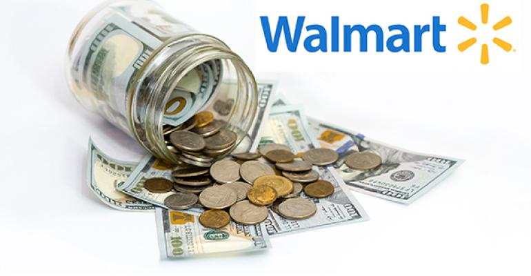 U.S. comps inch up for Walmart in Q1