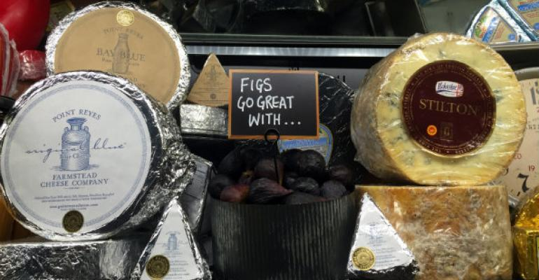 IDDBA 2015: Cross-merchandising with specialty cheese to grow store sales