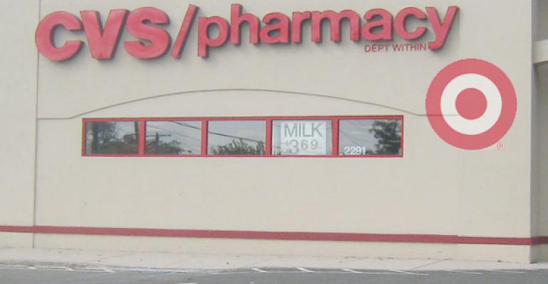 CVS to buy Target pharmacies for $1.9B