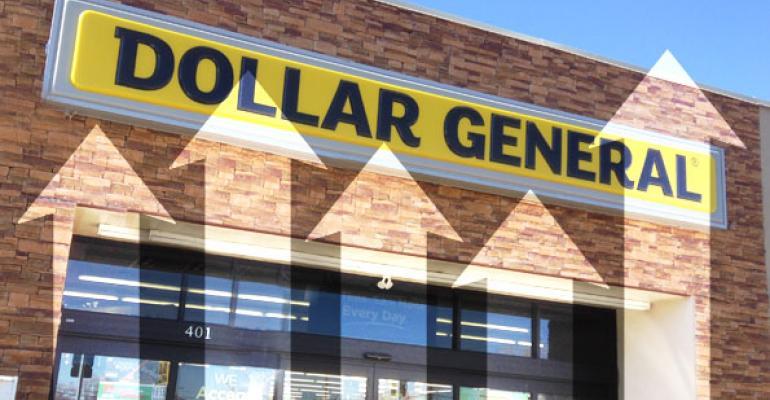 Dollar General promotes five