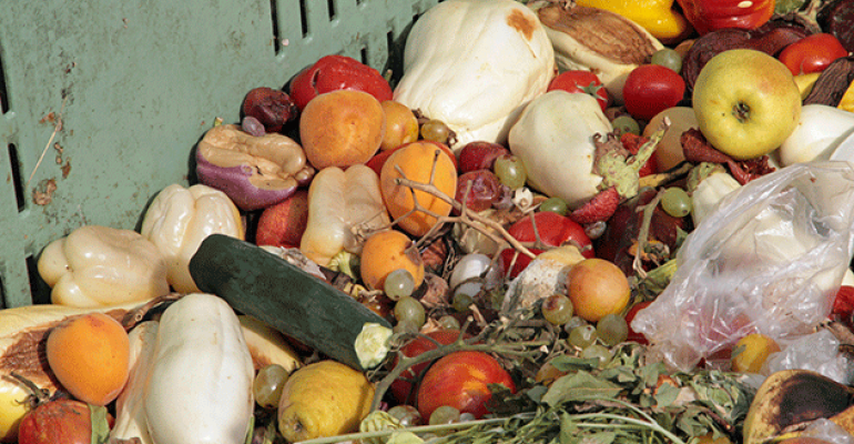Consumer Goods Forum targets food waste