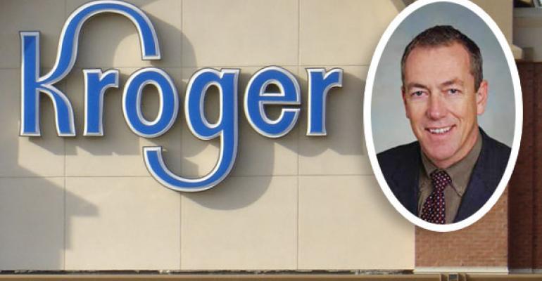Kroger president Ellis retires abruptly