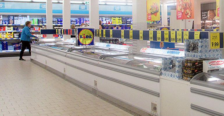 Lidl: A significant threat to U.S. retailers