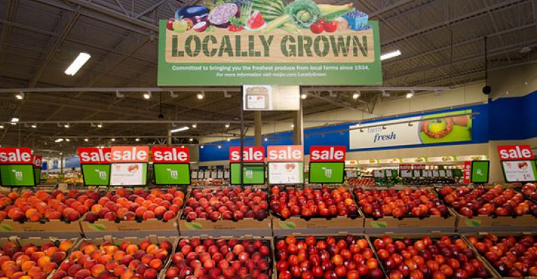 Meijer now spends $100 million on local produce