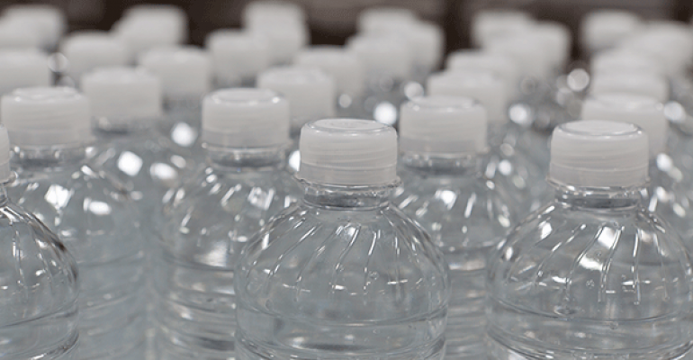 Store brand bottle water recalled