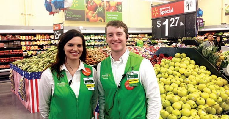 Aiming High: Inside Walmart's battle to beat sluggish sales with people and technology