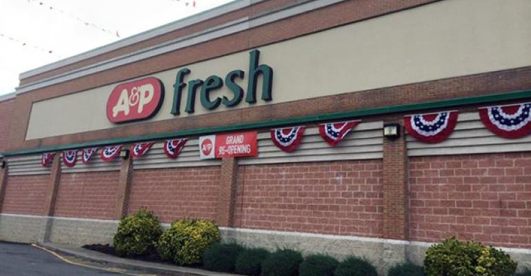 A&P store closures, Stop & Shop purchases announced