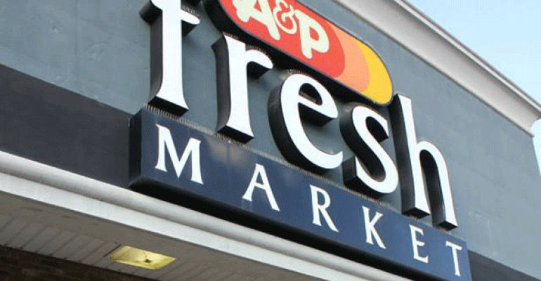 A&P: Bankruptcy, sale speculation 'inaccurate'
