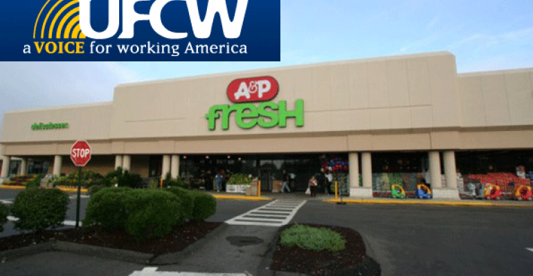 Analysis: A&P bankruptcy sets showdown with labor