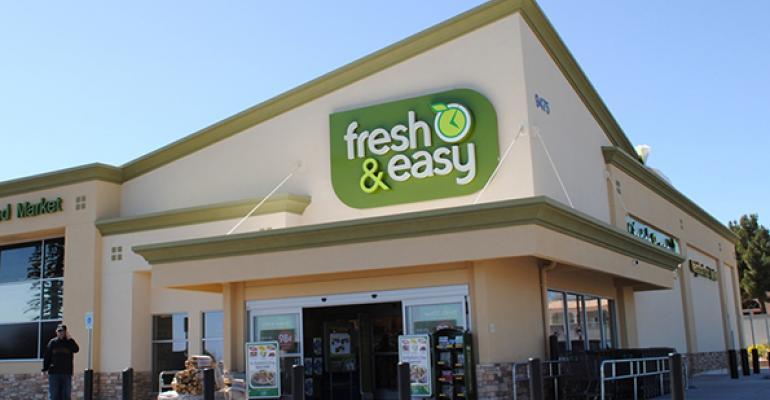 Fresh & Easy closing 14 stores