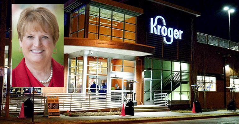 Kroger's Marmer to retire