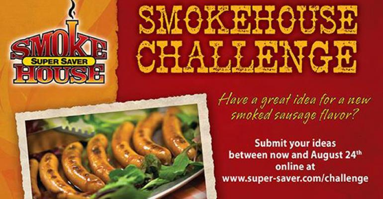 B&R launches 'Smokehouse Challenge'