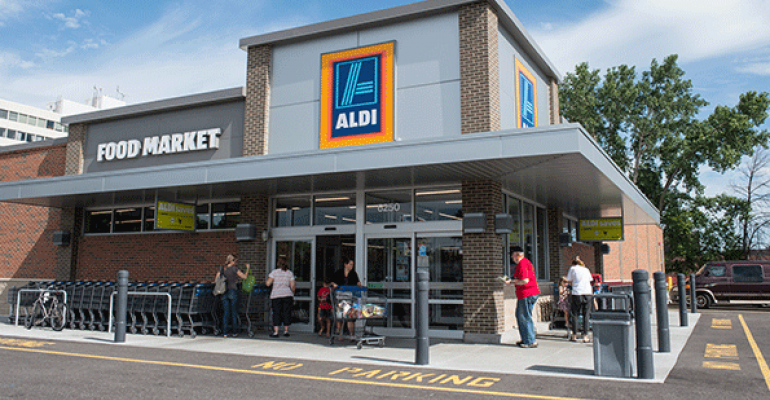 Aldi named SN's Retail Achievement Award winner