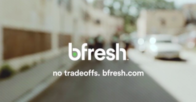 Ahold's new fresh format, bfresh, awaits unveiling