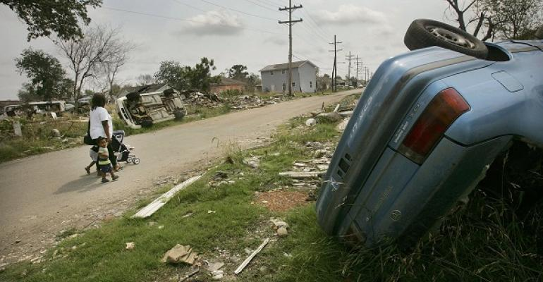 Walmart supports disaster relief on Katrina anniversary
