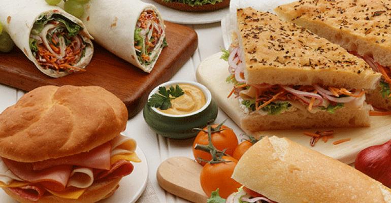 Supermarket sandwiches compete with restaurants: Report