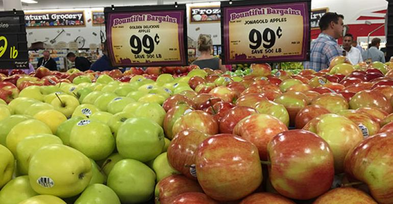 Sprouts Farmers Market uses produce as a differentiator and often makes investments in order to maintain a competitive edge Photo by Liz Webber