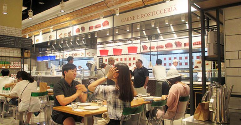 Eataly's radical approach to changing consumer consumption habits