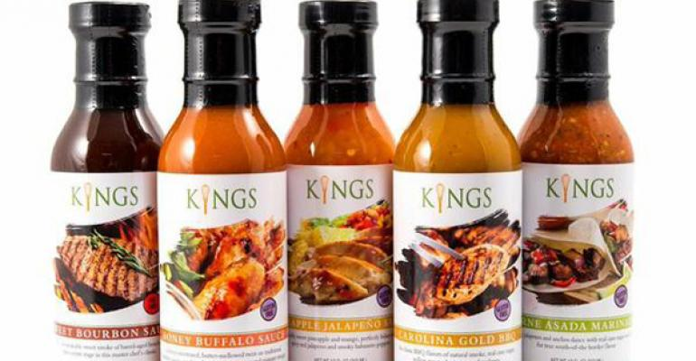 Kings shows off private label line