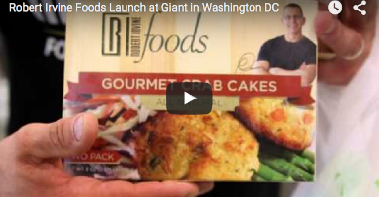 Celebrity chef joins crowd at Giant opening