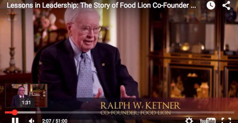 New documentary honors Food Lion founder