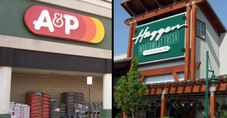 A&P and Haggen: When will the coasts clear?