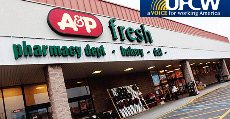 Unions swap objections for jobs in sold A&P stores